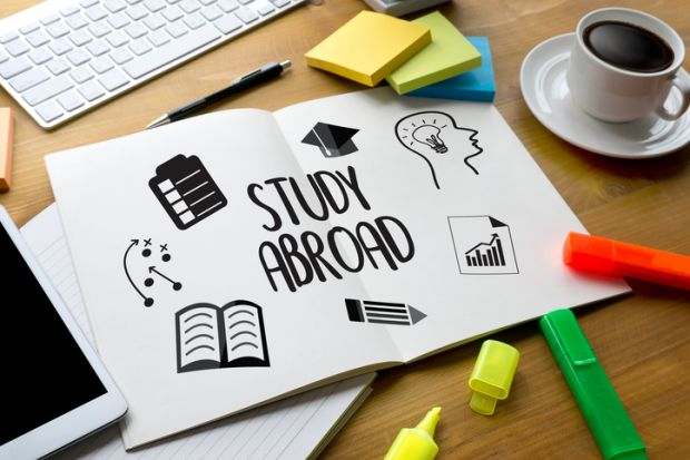 study abroad applcaition